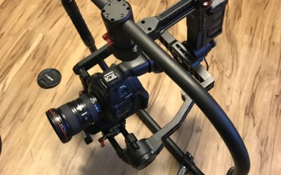 DJI Ronin Grip Feet Option